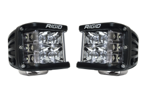 Rigid Industries D-SS Side Shooter LED Cube, Spot Pair ( Part Number: 26221)