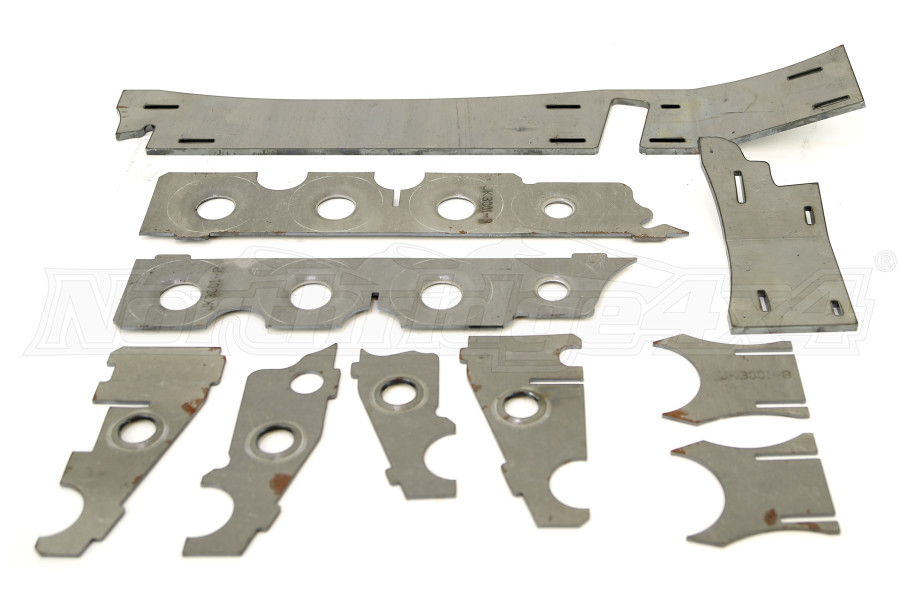 Artec Industries Dana 30 Front Axle Truss (Part Number:JK3001)