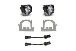 Baja Designs S1 Series W/C Fog Light Kit - Clear  - Bronco Sport