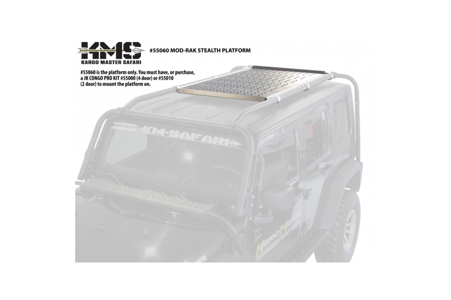 Kargo Master Modular Rack Stealth System (Part Number:55060)