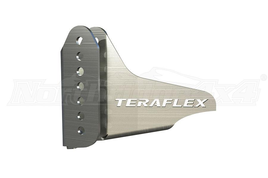 Teraflex JK Rear CRD60 Axle Bracket Trackbar Mount - JK
