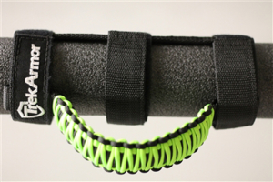 Bartact Paracord Grab Handles Black/Gecko ( Part Number: TAOGHUPBL)