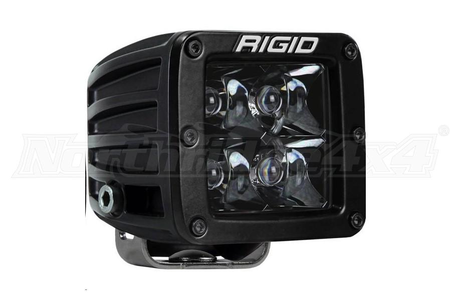 Rigid Industries D-Series Midnight Pro Spot Light  (Part Number:201213BLK)