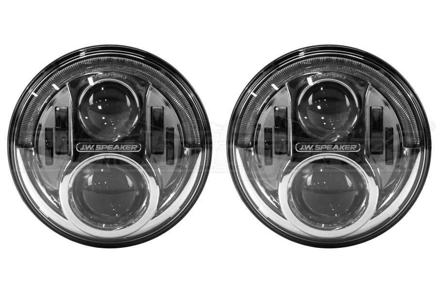 Jeep Jk Jw Speaker 8700 Evolution J Series Chrome
