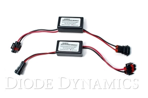 Diode Dynamics 9006 CanBus Anti-Flicker Module, Pair  (Part Number: )