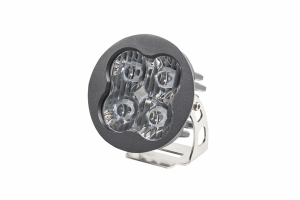 Diode Dynamics SS3 Pro, Round - Driving, White