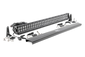 Rough Country 30in Black Series Dual Row Light Bar (Part Number: )