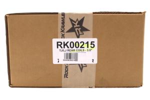 Rock Krawler Rear Coil Springs - 2.5in JL, 3.5in TJ (Part Number: )