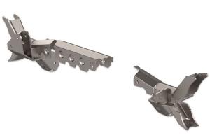 Artec Industries APEX Front Axle Ultimate Armor Kit for Dana 44 w/ Raised Track Bar - JK Rubicon