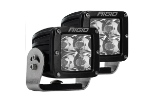 Rigid Industries D-Series Pro Spot HD Pair (Part Number: )