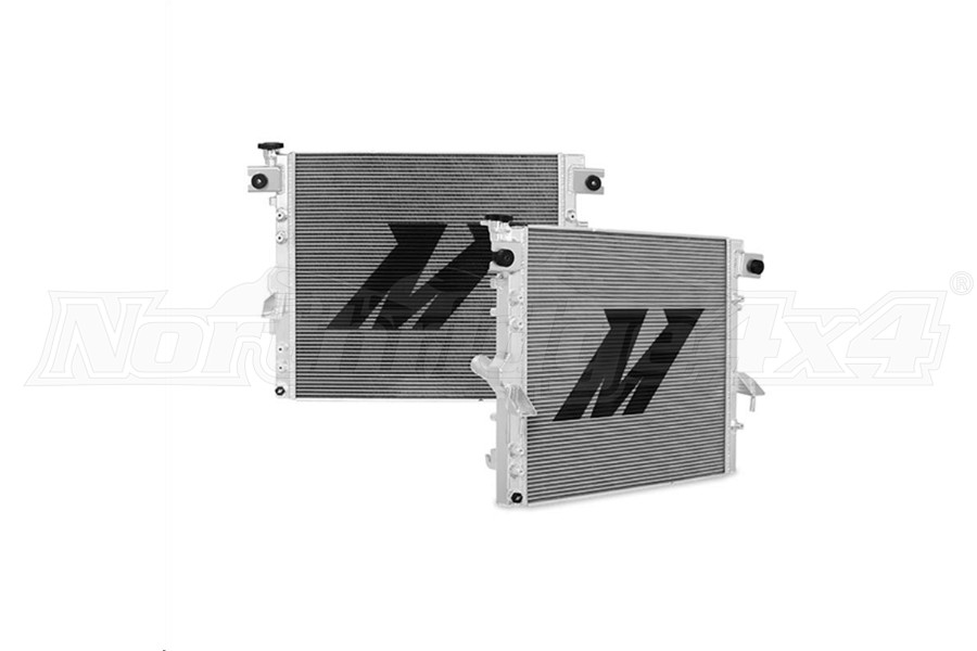 Mishimoto Performance Aluminum Radiator V2 - JK