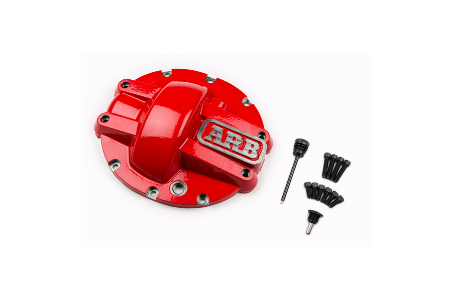 ARB Chrysler 8.25 Diff Cover Red