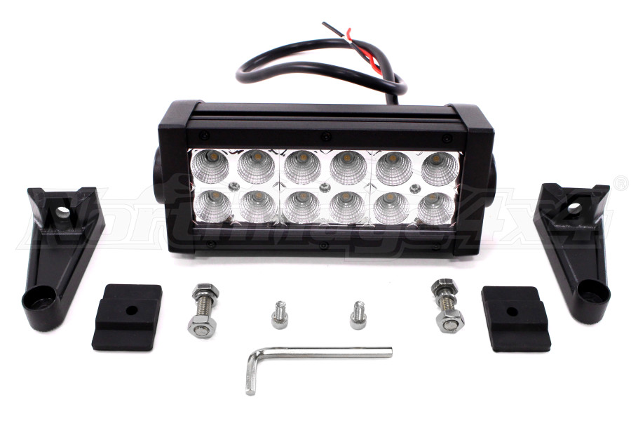 Lifetime LED 7.5in LED Flood Light Bar (Part Number:LLL36-2100-F)