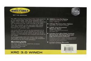Smittybilt XRC 3.0 Winch (Part Number: )