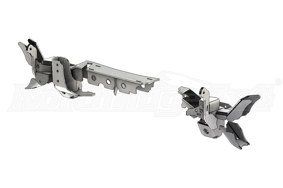 Artec Industries JK2TJ Front Axle Swap Kit with Truss  (Part Number:TJ4417)
