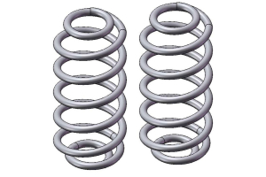 Clayton Rear Set 4.0in Coil Springs  (Part Number: )