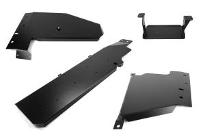 ROCK HARD 4x4 SKID PLATE AND EVAP SKID PACKAGE 4dr ( Part Number:ROCKHARD-SKIDS-FREE-EVAP-PKG)