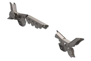 Artec Industries APEX Front Axle Ultimate Armor Kit for Dana 44 w/ Stock Track Bar - JK Rubicon