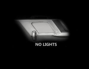 LOD Destroyer Light Bezel Options, No Lights Bare Steel (Part Number: )
