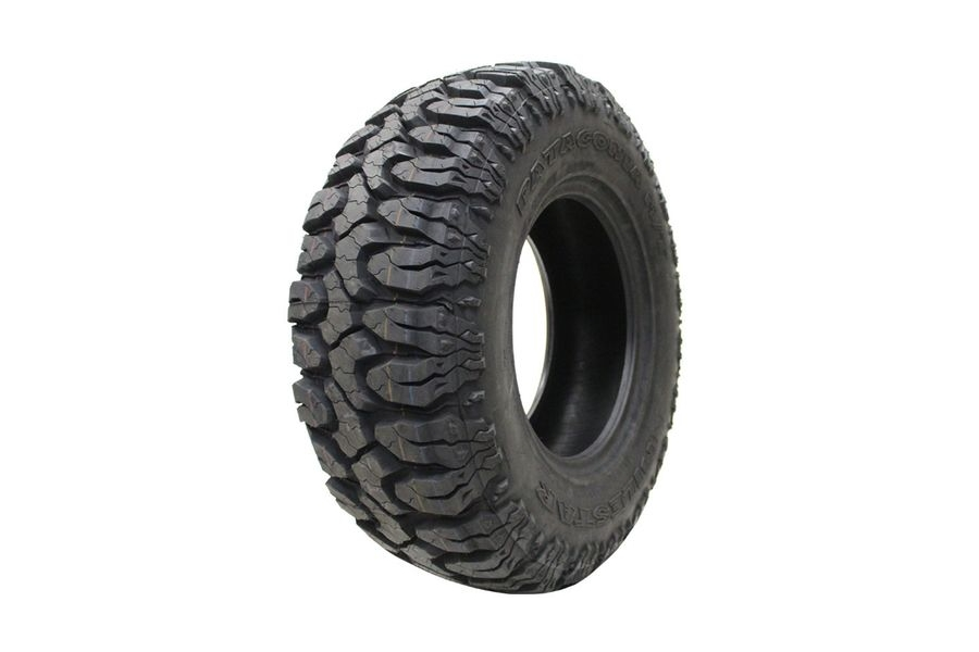 Milestar Patagonia M/T Tire, 33X12.50R18LT ROWL  (Part Number:22789501)