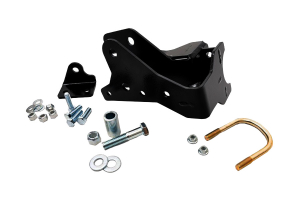 Rough Country Front Track Bar Bracket, 3.5-6-inch Lifts (Part Number: )