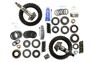 Rugged Ridge Ring/Pinion Kit, D44-D44, 4.10 Ratio - TJ/LJ