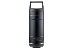 Pelican 18oz Bottle - Black