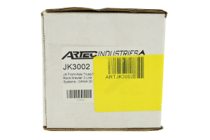 Artec Industries Dana 30 Axle Armor Kit Front - JK