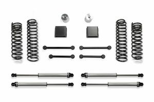 Fabtech 3in Sport II Lift Kit w/Dirt Logic 2.25 Shocks - JT