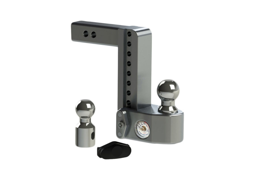 Weigh Safe 8in Drop Hitch w/ 2in Shaft