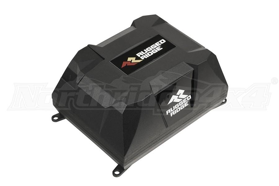 Rugged Ridge Solenoid Box w/ Wires for Trekker Winch