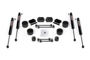 Teraflex 2.5in Performance Spacer Lift Kit w/ 9550 VSS Shocks - JL 4Dr Rubicon Only