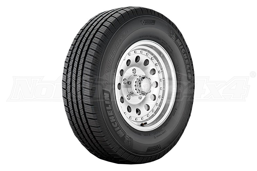 Michelin Defender LTX M/S 245/60R18  (Part Number:52168)