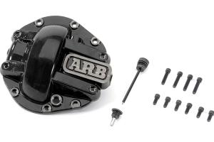 ARB Front M186 Diff Cover - Black - JL Sport/Sahara