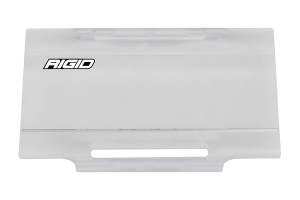 Rigid Industries E-Series 6IN Light Cover, Clear (Part Number: )