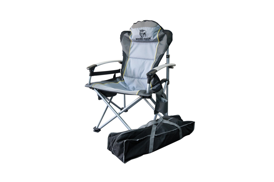 Rhino Rack Camping Chair - Includes Carrying Tote (Part Number:RCC)