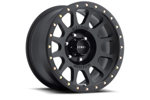 Method Race Wheel 305 Series Wheel Matte Black 17x8.5 5x5 (Part Number: )