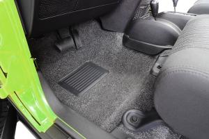 Bedrug Front Floor Kit - JK 2dr 2011+