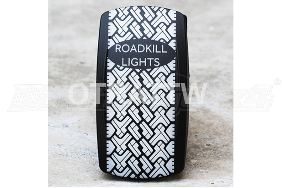 sPOD Road Kill Lights Rocker Switch Cover