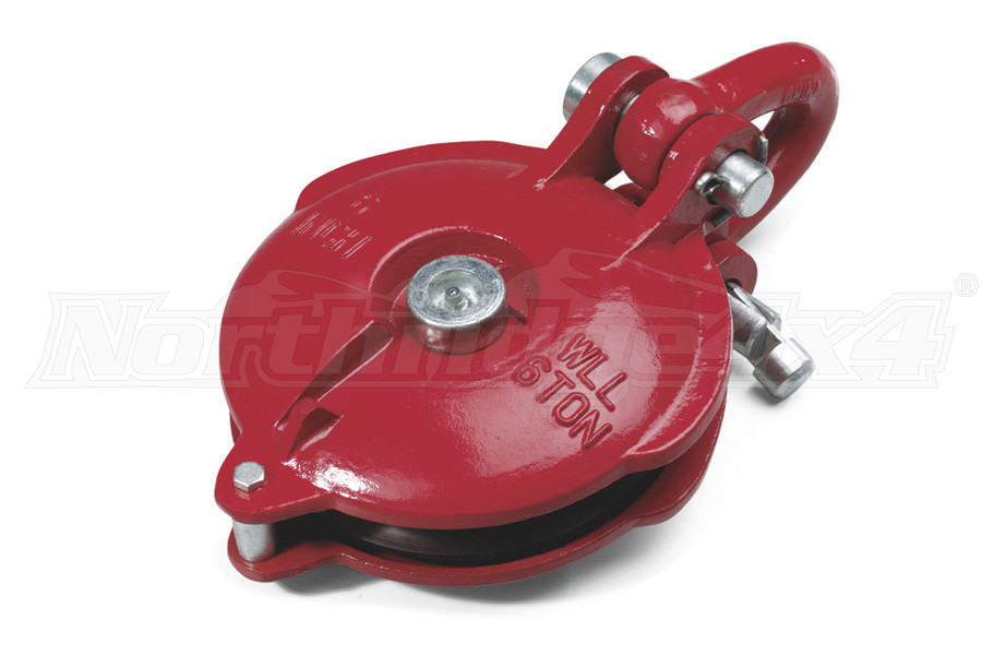 Warn Heavy Duty Snatch Block 33000 lbs (Part Number:63490)
