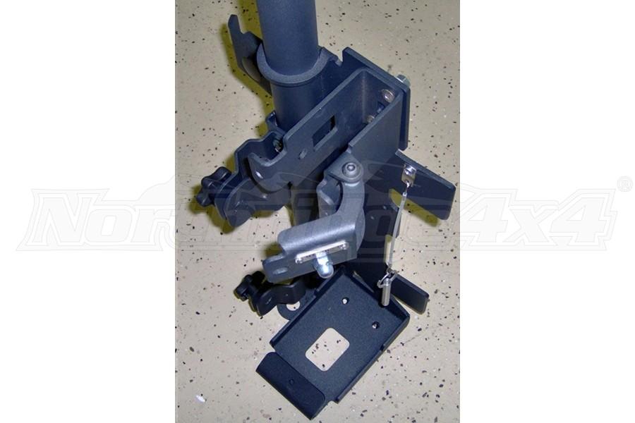 Maximus-3 Jack Shovel Mounts Clamps (Part Number:JK2004SC)