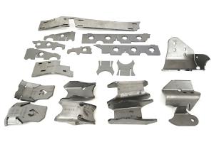 Artec Industries Front Axle Armor Kit ( Part Number: JK4410)