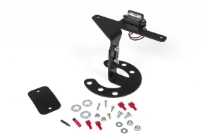 JKS Spare Tire License Plate Mount ( Part Number: 8211)