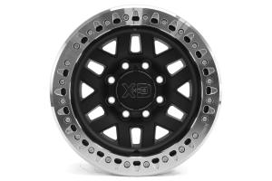 XD Series Wheels XD229 Machete Crawl Beadlock Satin Black Wheel 17X9 8X6.5 (Part Number: )