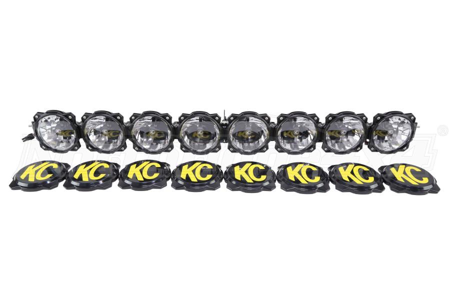 KC Hilites Gravity Pro6 50IN LED Light Bar