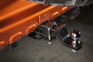 Rugged Ridge 2-inch Hitch Tightener (Part Number: )
