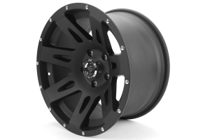 Rugged Ridge XHD Wheel Satin Black 17x9in ( Part Number: 15301.01)