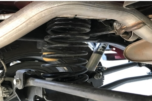 Synergy Rear Coil Springs - 3IN Lift  - JT