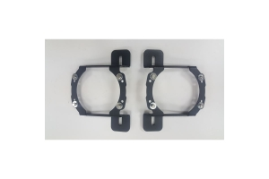 Maximus-3 Fog Light Adapter Brackets (Part Number: )