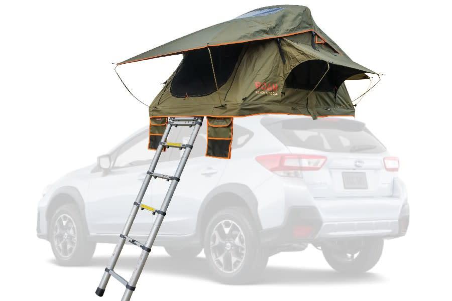 Roam VAGABOND LITE Rooftop Tent - Black